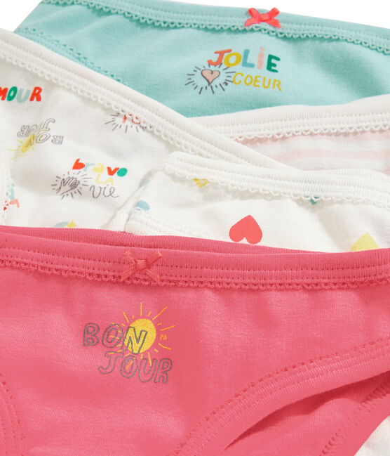 Girls' Knickers - 5-Piece Set . set