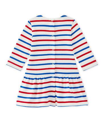 Baby girl's striped dress
