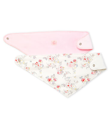 Babies' Velour Bandanna Bins - 2-Piece Set