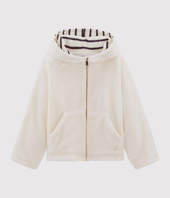 Girls' Hoody Marshmallow white