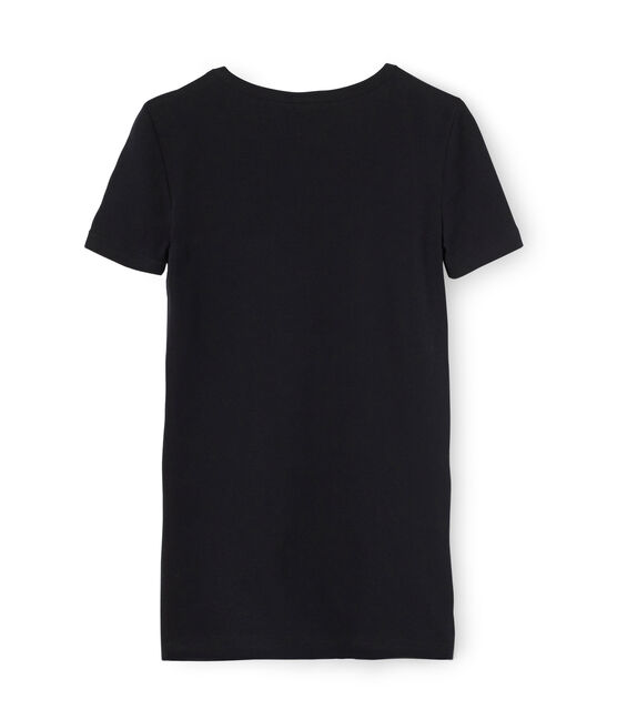 Women's Iconic T-Shirt Noir black