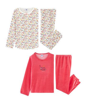 Girls' Pyjamas - 2-Piece Set . set
