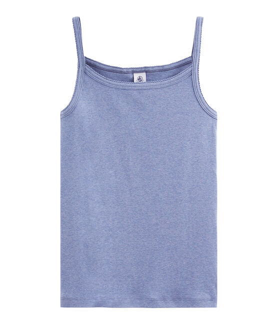 Women's strappy top Captain Chine blue
