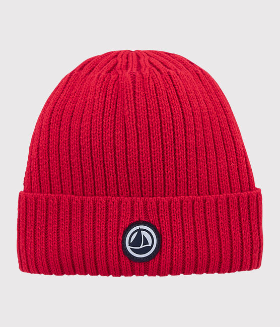 Unisex Knit Cap Terkuit red