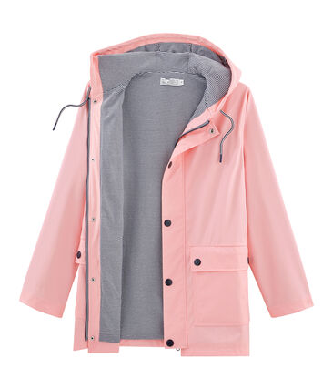 Women's long parka