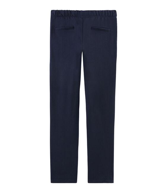 Women's Trousers Smoking blue