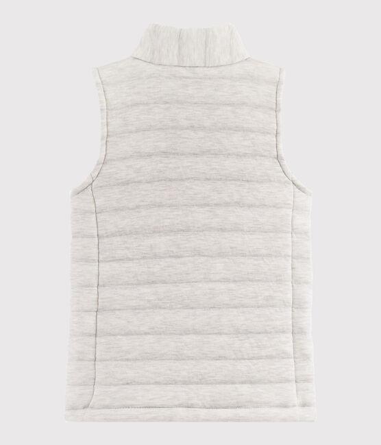Boys'/Girls' Sleeveless Jacket Beluga grey