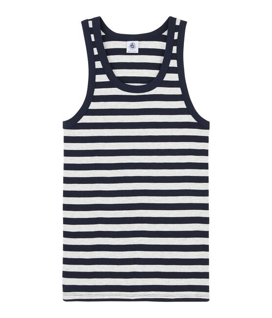 Women's Iconic Vest Smoking blue / Beluga grey