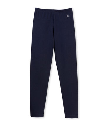 Girls' Leggings Smoking blue