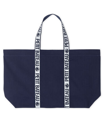 Shopping bag Smoking blue