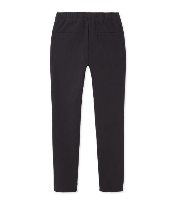 Pantalon femme en coton stretch Capecod grey