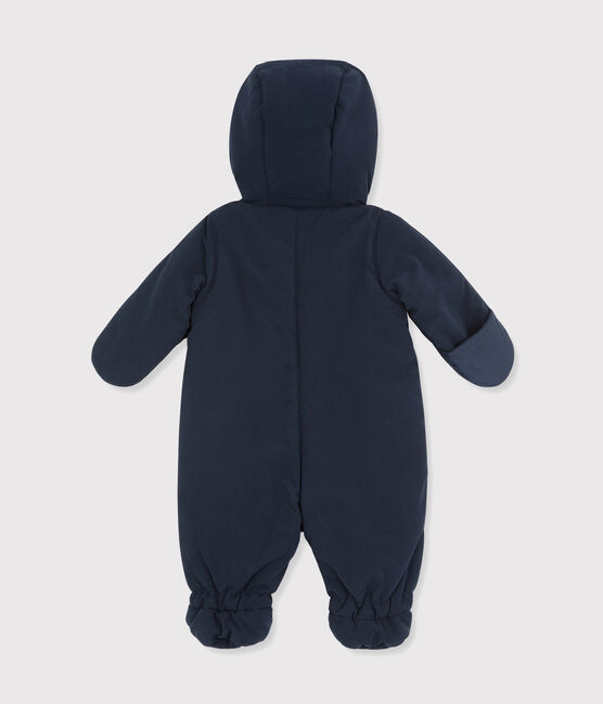 Baby's unisex 3-in-1 snowsuit Abysse blue