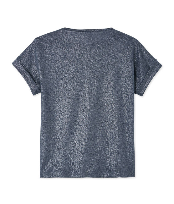 Girl's T-shirt Maki grey / Argent grey
