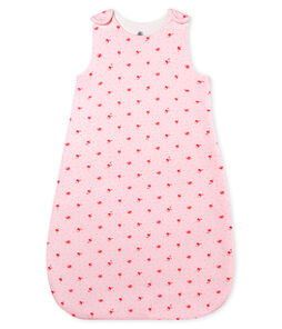 Unisex baby printed sleeping bag