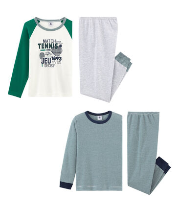 Boys' Pyjamas - Set of 2