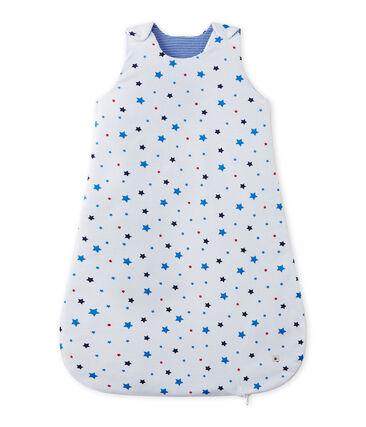 Baby boy's sleeping bag