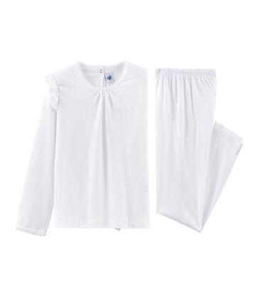 Girls' Fine Cotton Pyjamas