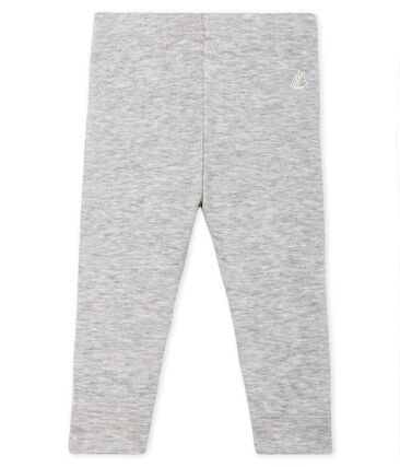 Baby Girls' Leggings Beluga grey