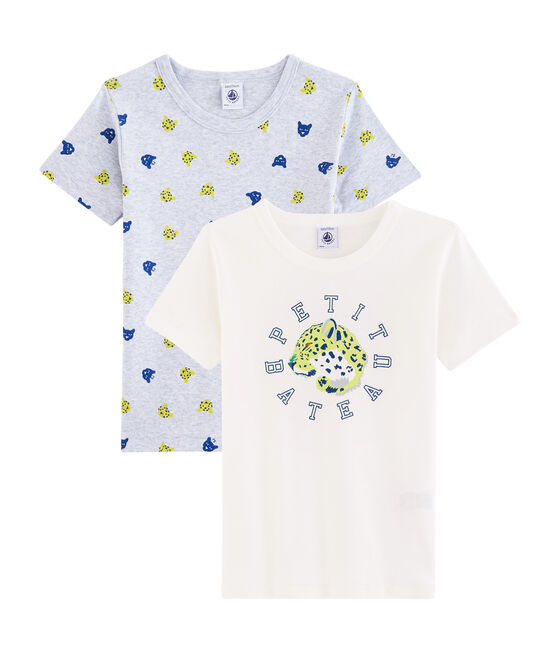 Boys' T-Shirt - 2-Piece Set . set