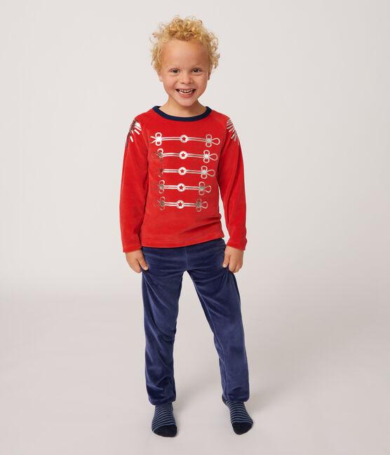 Boys' Fancy Dress Velour Pyjamas MEDIEVAL/FROUFROU