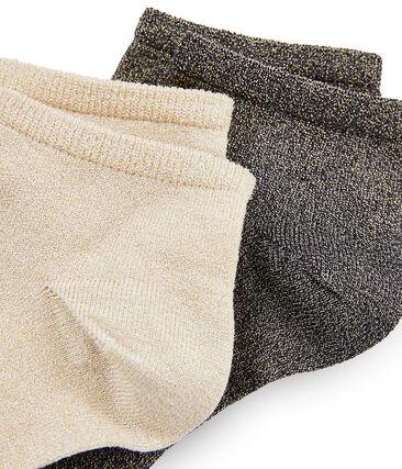 Set of short socks