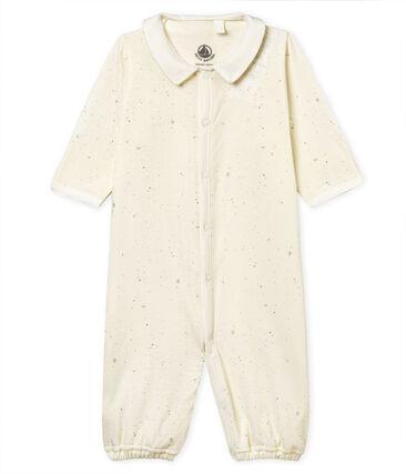 Unisex baby jumpsuit/sleeping bag