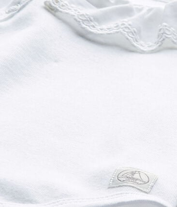 Newborn baby girls' bodysuit