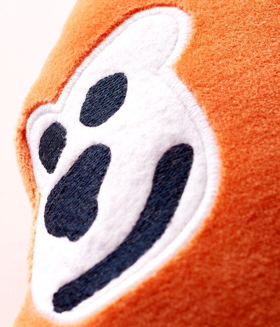 Orangutan Cuddly Comforter Oursin orange