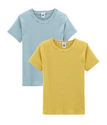 Boys' Short-sleeved T-shirt - Set of 2