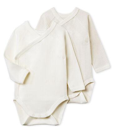 Baby Boys' Newborn Bodysuit - Set of 2