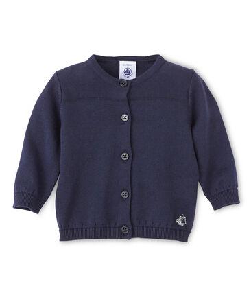 Baby girl's cotton cardigan