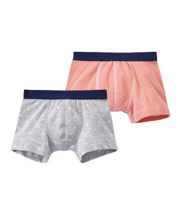 Set of 2 boys' boxers . set