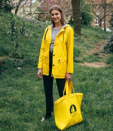 Iconic tote bag Jaune yellow