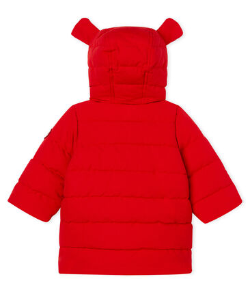 Baby Girls' Microfibre Down Jacket
