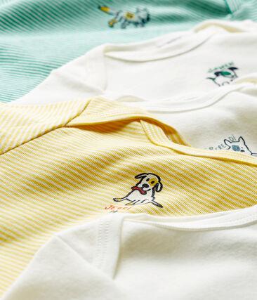 Baby Boys' Long-Sleeved Bodysuit - 5-Piece Set . set