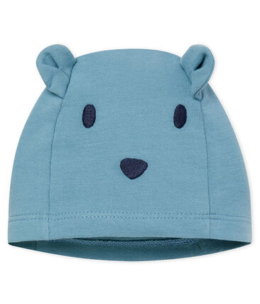 Unisex Babies' Bonnet in Elastane Fleece