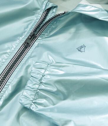 Unisex Children's Windbreaker Crystal Brillant blue