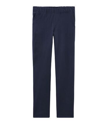 Women's Trousers Smoking blue