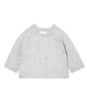 Cashmere sweater 'muzzle'
