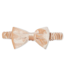 Girls' Hairband Fleur pink