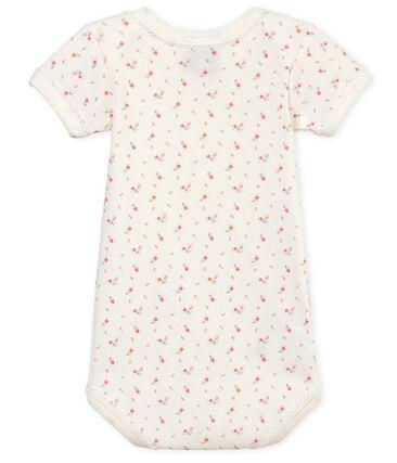 Baby Girls' Short-Sleeved Bodysuit