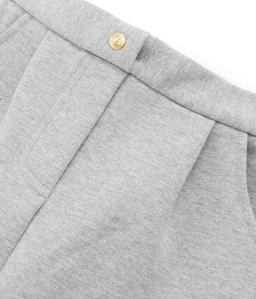 Girls' Knit Trousers