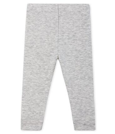 Baby Girls' Leggings Beluga grey