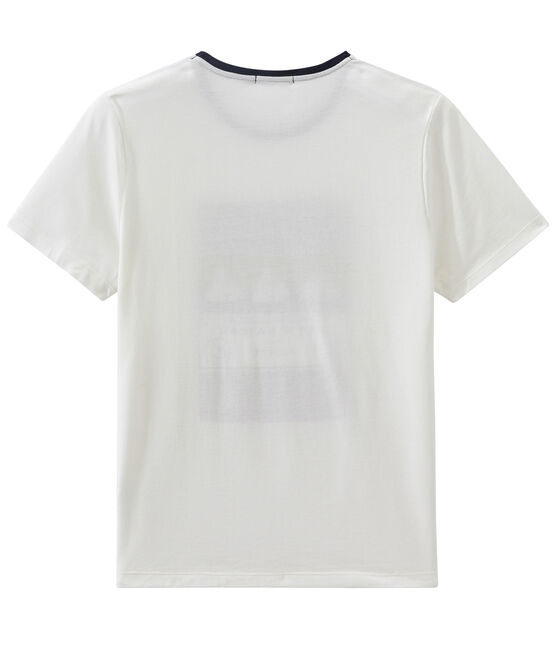 Unisex short sleeve tee-shirt Marshmallow white
