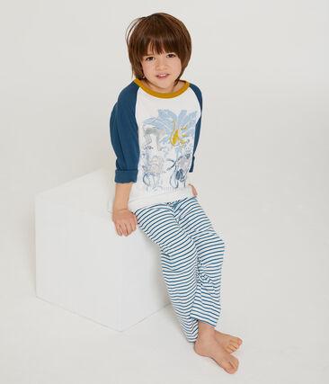 Boys' Pyjamas in Cotton