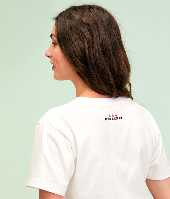 Unisex T-Shirt Marshmallow white