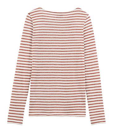 Women's long-sleeved iconic linen t-shirt