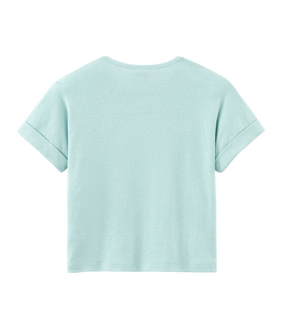 Girls' Short-sleeved T-shirt CRYSTAL