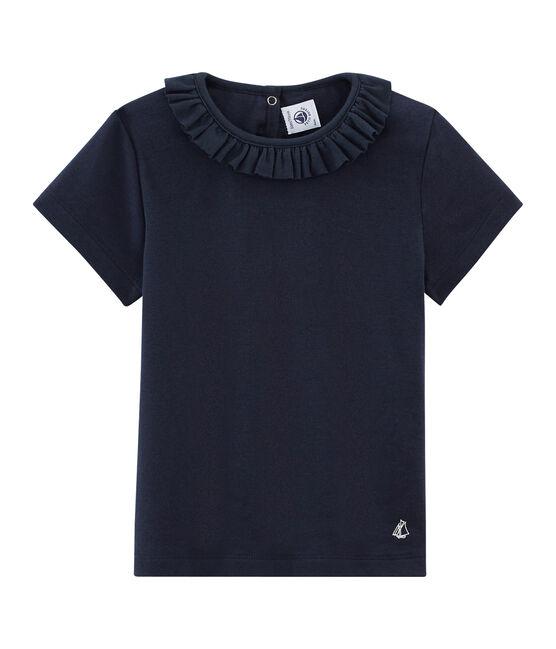 Girls' Short-sleeved T-shirt SMOKING