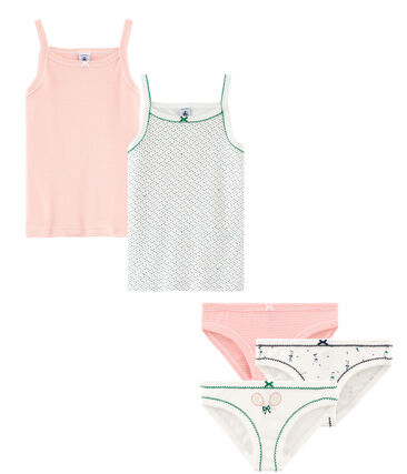 Set of underwear for girl